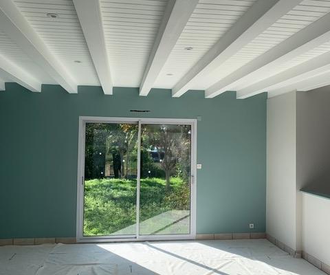 Rénovation salon / séjour à Nantes